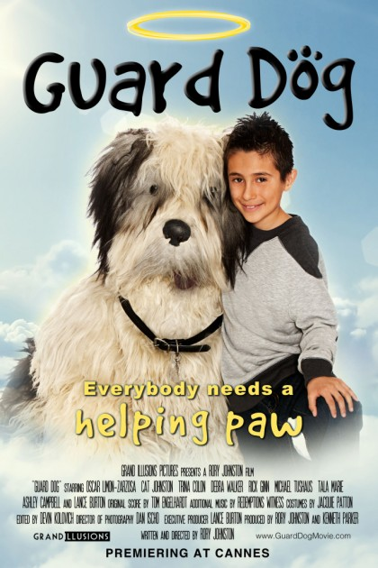 Guard Dog Movie Poster